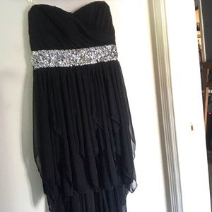 Black formal/party dress